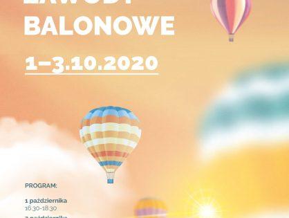 Zapraszamy na XVII Grudziądzkie Zawody Balonowe